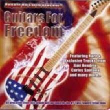 V.A. - Guitars For Freedom (수입)