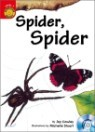 Sunshine Readers Level 1 : Spider Spider (Book & CD)