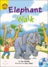 Sunshine Readers Level 2 : Elephant Walk (Book & CD)