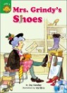 Sunshine Readers Level 4 : Mrs. Grindy's Shoes (Book & CD)