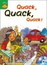 Sunshine Readers Level 4 : Quack, Quack, Quack! (Book & CD)