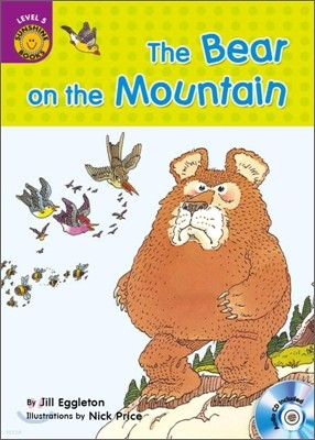 Sunshine Readers Level 5 : The Bear on the Mountain (Book & CD)