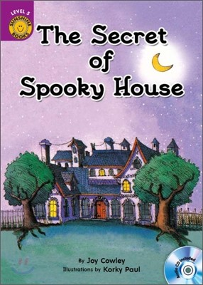 Sunshine Readers Level 5 : The Secret of Spooky House (Book & CD)