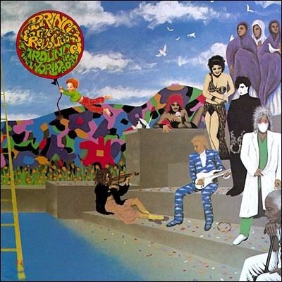 Prince (프린스) - Around The World In A Day [LP]