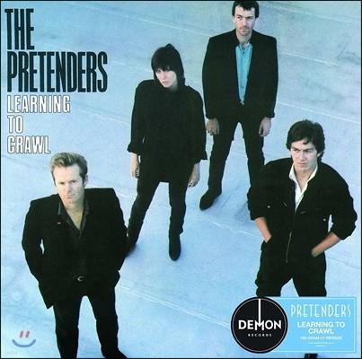 Pretenders (프리텐더스) - Learning To Crawl [재발매 LP]