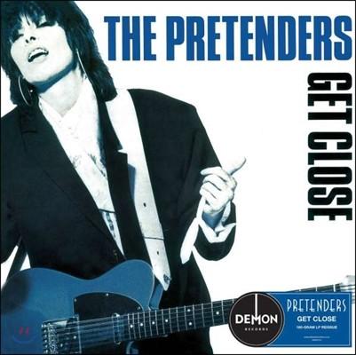 Pretenders (프리텐더스) - Get Close [재발매 LP]