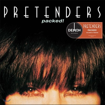 Pretenders (프리텐더스) - Packed! [재발매 LP]