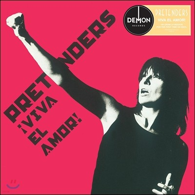 Pretenders (프리텐더스) - Viva El Amor! [재발매 LP]