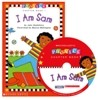 Phonics Chapter Book 1 : I Am Sam (Book+CD)