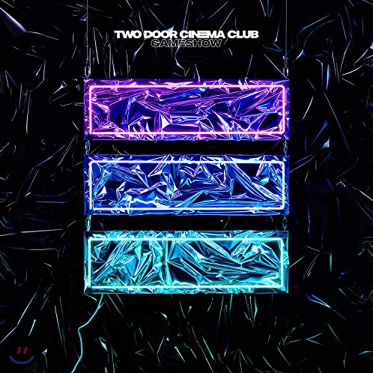 Two Door Cinema Club (투 도어 시네마 클럽) - Gameshow 3집 [일반반]