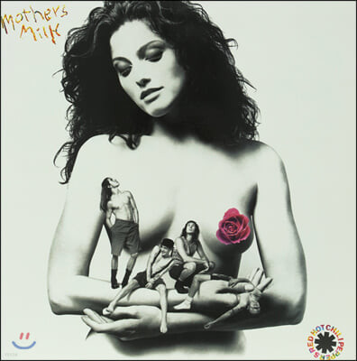 Red Hot Chili Peppers (레드 핫 칠리 페퍼스) - Mother's Milk [LP]