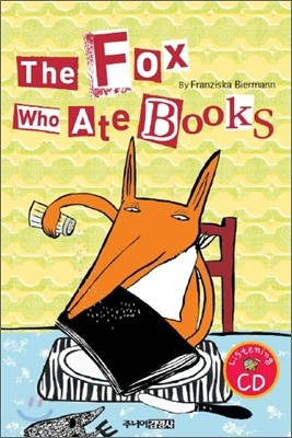 The Fox Who Ate Books