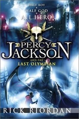 Percy Jackson and the Olympians #5 : The Last Olympian