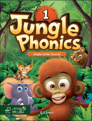 Jungle Phonics 1