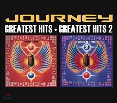 Journey (저니) - Greatest Hits 1 & 2 (그레이티스트 히츠 베스트 앨범)