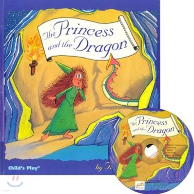 [노부영]The Princess and the Dragon (Paperback & CD Set)