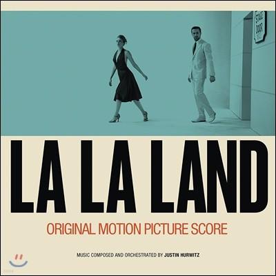 라라랜드 뮤지컬 영화 스코어 음반 (La La Land Score Album OST by Justin Hurwitz 저스틴 허위츠) [2LP]