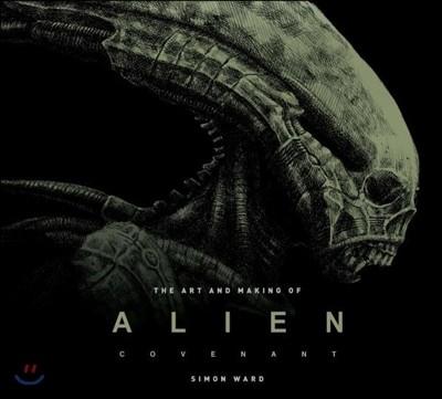 Alien Covenant : The Art of the Film : 에이리언 커버넌트 공식 아트북
