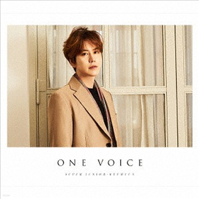 규현 - One Voice (CD+DVD) (Type A)