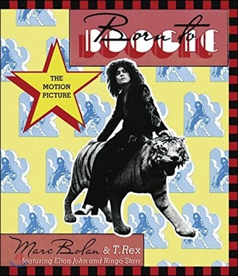 Marc Bolan & T. Rex (마크 볼란 앤 티렉스) - Born To Boogie: The Motion Picture [Blu-ray]