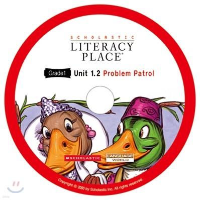 Literacy Place 1.2 Problem Patrol : Audio CD