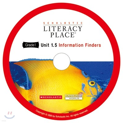 Literacy Place 1.5 Information Finders : Audio CD