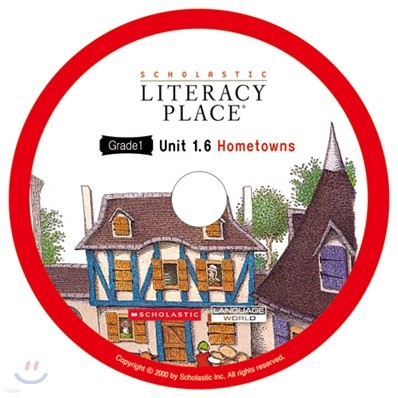 Literacy Place 1.6 Hometowns : Audio CD