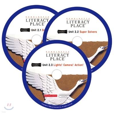Literacy Place Grade 2 Unit 1.2.3 (Volume 1) : Audio CD