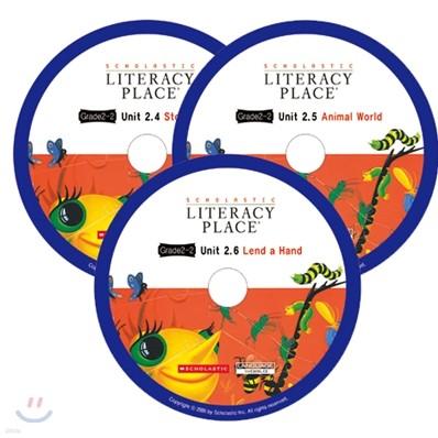 Literacy Place Grade 2 Unit 4.5.6 (Volume 2) : Audio CD