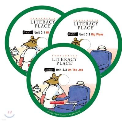 Literacy Place Grade 3 Unit 1.2.3 (Volume 1) : Audio CD