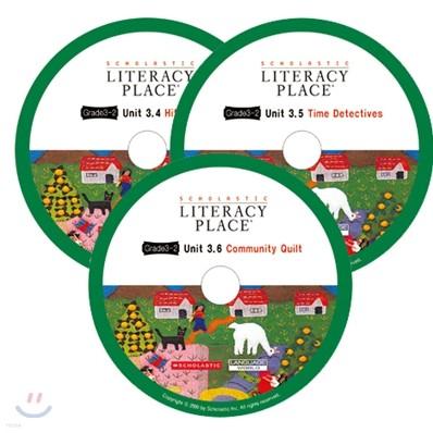 Literacy Place Grade 3 Unit 4.5.6 (Volume 2) : Audio CD