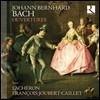 L'Acheron 요한 베른하르트 바흐: 관현악 모음곡 [서곡집] (Johann Bernhard Bach: Ouvertures) 라셰롱, 프랑스와 주베르-카이예