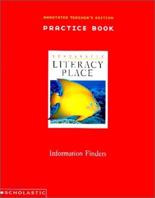 Literacy Place Grade 1 Unit 5 Information Finders : Workbook