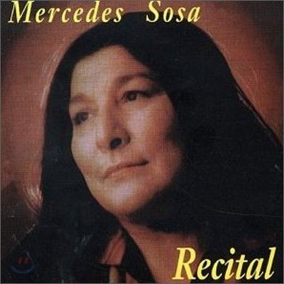 Mercedes Sosa - Recital