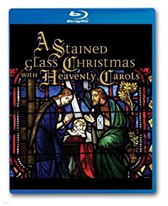 [블루레이] A Stained Glass Christmas With Heavenly Carols