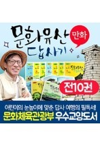 유홍준 교수의 만화 나의 문화유산 답사기 (10권 완간세트)