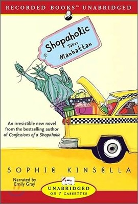 Shopaholic #2: Shopaholic Takes Manhattan : Audio Cassette