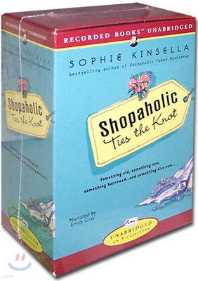 Shopaholic #3: Shopaholic Ties the Knot : Audio Cassette