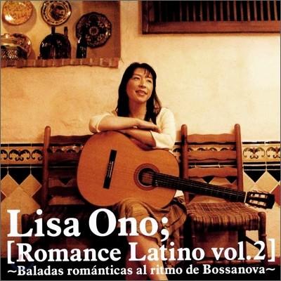 Lisa Ono - Romance Latino Vol.2