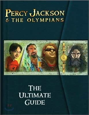The Percy Jackson Field Guide