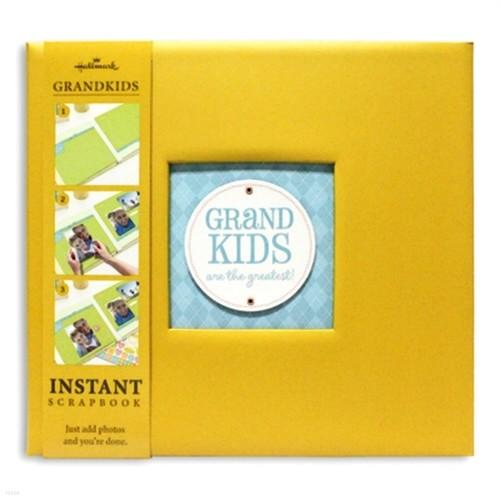 홀마크 라지 스크랩북 GRAND KIDS (SBK3000)