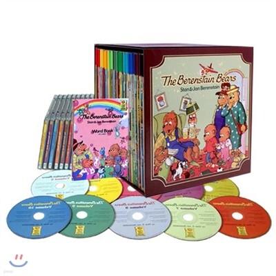 [도치맘 공동구매] Berenstain Bears [Book & CD] 60종 Full Set (박스 포함)