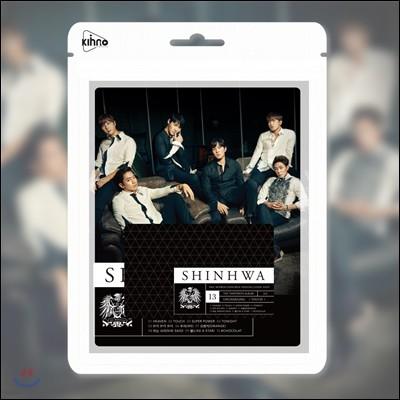 신화 (Shinhwa) 13집 - SHINHWA 13TH UNCHANGING - TOUCH [스마트 뮤직 카드(키노 앨범)]
