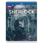 BBC 셜록 (Sherlock) 시즌4 (2Disc) : 블루레이