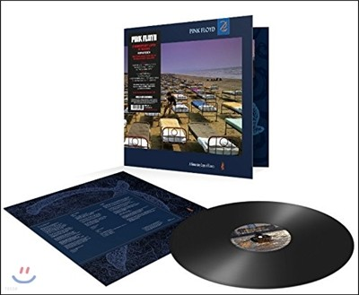 Pink Floyd (핑크 플로이드) - A Momentary Lapse Of Reason [2017 Version LP]