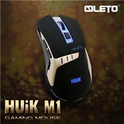 레토 게이밍 마우스 HUiK M1