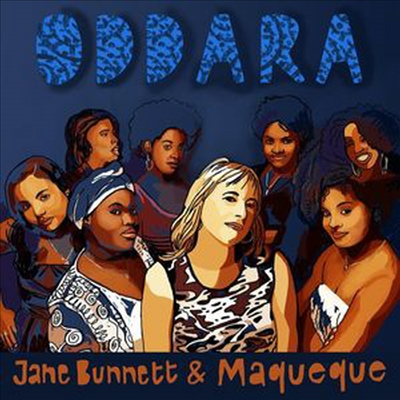 Jane Bunnett / Maqueque - Oddara
