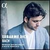 Reinoud van Mechelen 바흐: 불쌍히 여기소서 - 테너와 플루트를 위한 아리아집 (J.S. Bach: Erbarme Dich BWV55) 라이누트 반 메흘렌, 녹테 템포리스