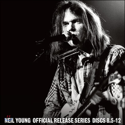 Neil Young (닐 영) - Official Release Series Discs 8.5-12 [6LP 박스 세트]