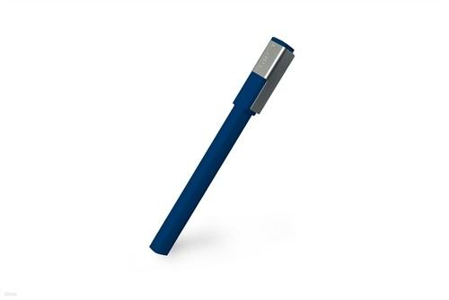 W 롤러펜+ 로얄블루/블랙 0.7mm